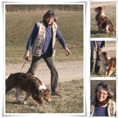 Sandra Bentele, Kunden Hundezentrum Bodensee, Kontakt Hund See